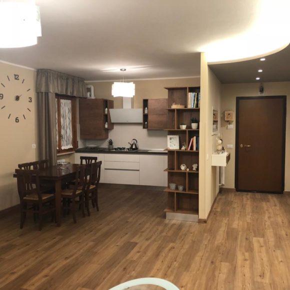 Ristrutturazione completa appartamento via Paullo